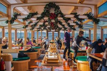 Holiday Brunch Cruise Aboard the Manhattan