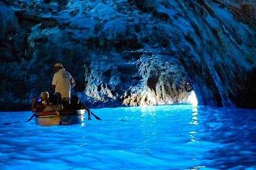 Capri Island Tour and Grottos from Sorrento