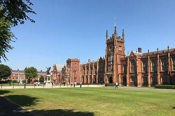 ArchiPedia Queen's University Belfast Walking Tour