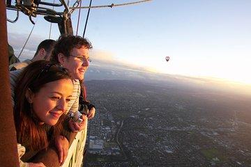 Hot Air Balloon flights in...
