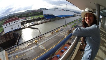 Tours Canal do Panamá 2 Horas