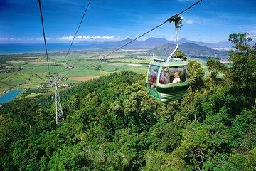 Best of Kuranda Including Skyrail, Kuranda Scenic Railway and Rainforestation