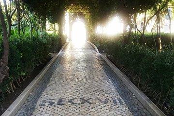 Lisbon Secret Gardens Tour