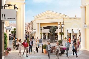 Small Group Tour: Outlet Shopping Day Tour to the Castel Romano Fashion District