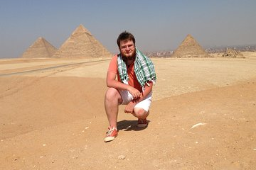 Bus tour to the Pyramids from Sharm el Sheikh