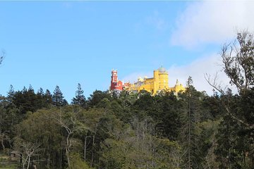 Sintra All Day Tour or Sintra and...