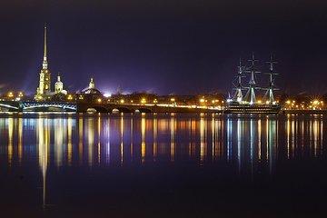 St Petersburg Illuminations Night City Tour