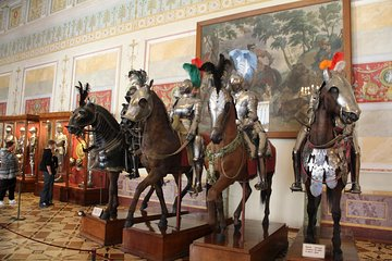 1-Day PRIVATE City Tour & Hermitage Museum skip-the-line