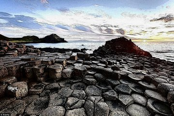 Private Tour From Belfast Giants Causeway Game of Thrones Ropebridge Coast tour