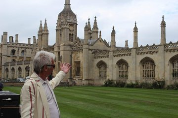 Historic Cambridge Walking Tour Tickets