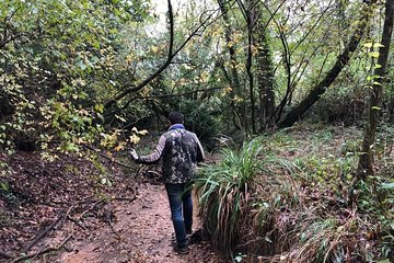 Truffle hunting: family rural experience with truffle lunch