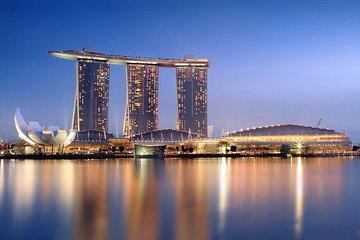Marina Bay Sands SkyPark Observation Deck Admission Ticket