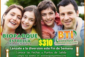 BTI (Transporte más Pasaporte Aventura)