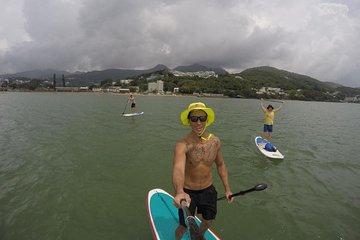 Sai Kung SUP Adventure