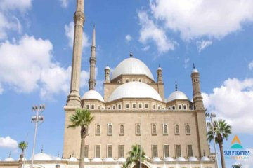 Old Cairo and Citadel Tour