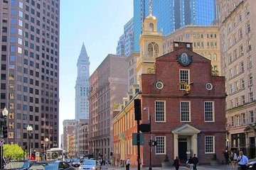 Old State House Boston Museum Admission