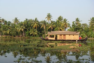 Backwaters of Allepey Tour from Cochin