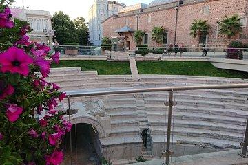 Excursion d'une journée à Plovdiv au...