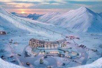 De Tbilisi a la estación de esquí...