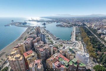 Privat helikoptertur Malaga och Costa ...