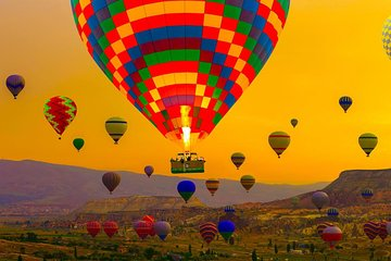 Cappadocia 2 Days Tours from Kemer...