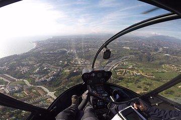 Expérience en hélicoptère Pilote d'un...