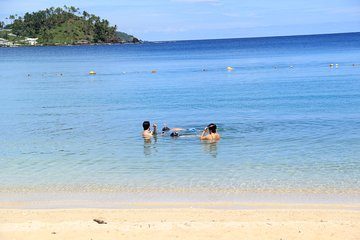 Dia de Playa Isla Grande Caribe Colon