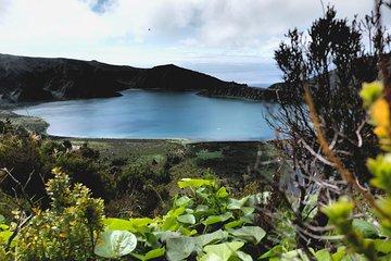 Caminhada no Vulcão da Lagoa do Fogo