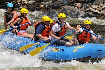 Exciting Class III and IV Whitewater...