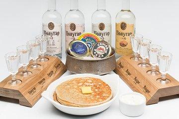 Skip the Line: Caviar & Vodka Tasting at Russian Vodka Museum Ticket