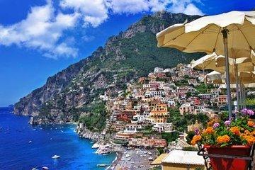 Salerno Shore Excursion: Private Day Trip to Sorrento, Positano and Amalfi