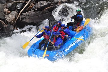 Avanceret Whitewater Rafting i Clear...