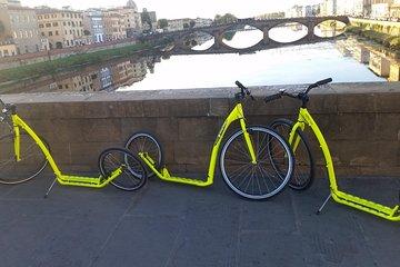 Tour en Footbike por Florencia-visita...
