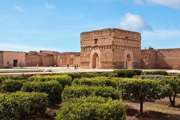 Top Activities: Half day guided walking tour in Marrakech with official guide