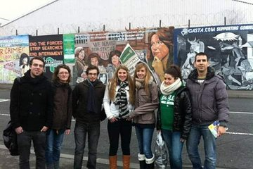 Official World Famous Belfast Taxi Tour