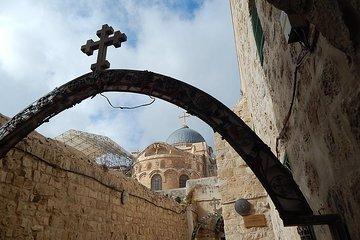 Jerusalem og Betlehem Privat tur fra...