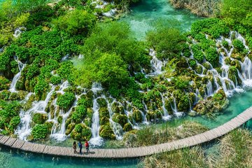 Plitvice Lakes Full Day Excursion from Split