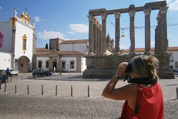Évora Tour with Virtual Reality Experience
