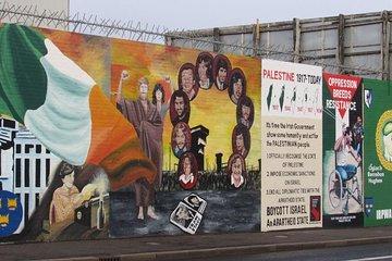 Belfast Murals Taxi Tour