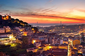 7 Days Private Tour In Portugal from Lisbon