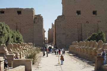 Luxor Day Tour by Sleeper Train