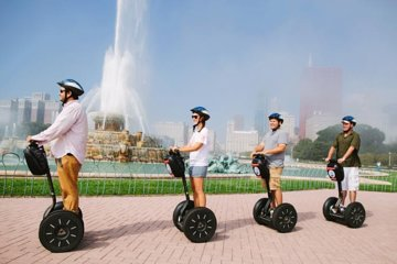 Chicago Segway Tour and Skydeck Admission Tickets
