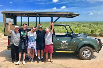 5-Day Kruger Park Safari & Panoramic Tour Combo including Breakfast and Dinner