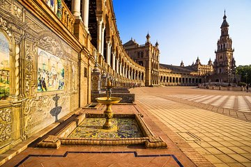 3-day Andalucia Tour: Codoba & Seville from Granada