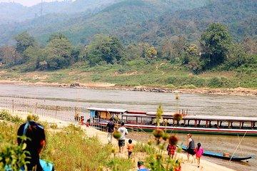 2 Days Cruise from Huay Xai to Luang Prabang