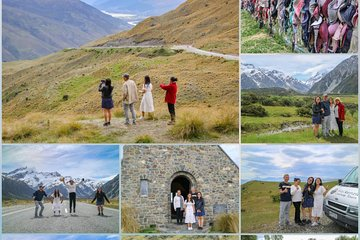 1 day private tour from Christchurch...