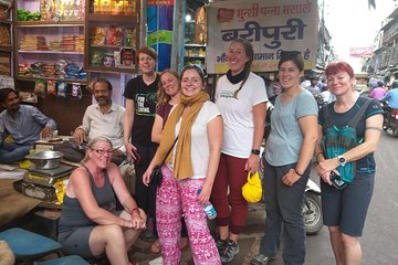 Taj Mahal Tour With Walking Tour of Old Kinari Bazaar