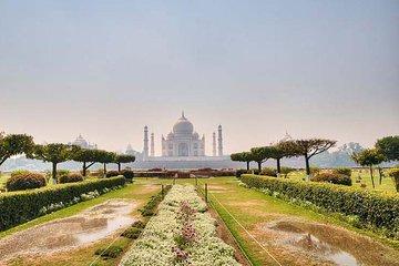 Save 20.00%! Luxurious Private Agra Overnight Tour With Bharatpur Bird Sanctuary