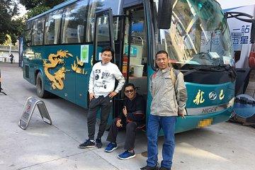Expériences de voyage en bus Shenzhen