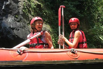 Rafting e Monkey Forest Ubud Tours